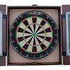 Halex Nottingham Bristle Dartboard with Cabinet