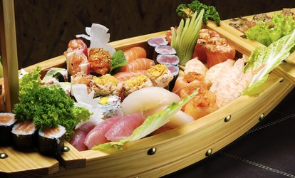 $10 Off $20 Worth of Sushi - Sashimi