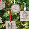 Up to 78% Off Personalized Wood Ornaments