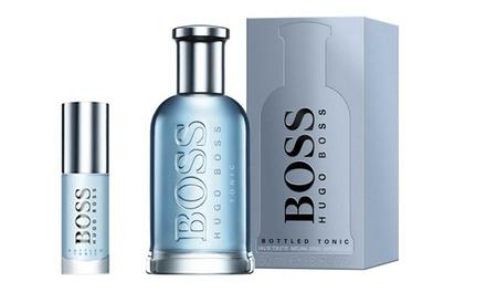 One or Two Hugo Boss Bottled Tonic Eau de Toilette Sprays