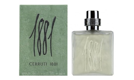 Cerruti 1881 Mens 100ml Eau de Toilette Spray