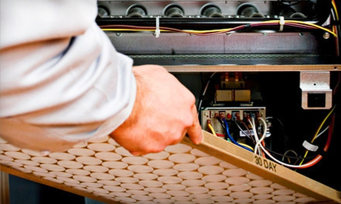 Service Today - Asheville: $39 for a Heating-System Inspection and Tune-Up from Service Today ($89 Value)