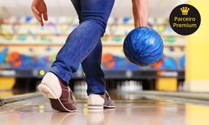 Bela Bowling – Shopping Bela Vista: 1 ou 2 horas de boliche para até 6 pessoas + fritas ou pizza grande no Bela Bowling – Shopping Bela Vista