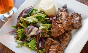 Scoozi: Three-Course Italian Dinner for Two or Four, or $17 for $30 Worth of Italian Lunch at Scoozi