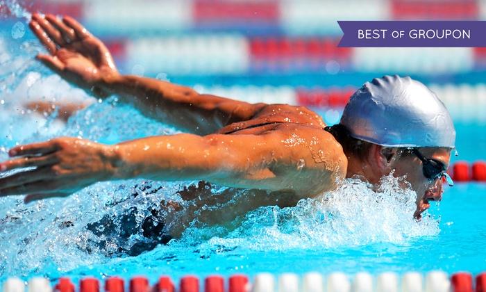8 o 12 ingressi nuoto libero allo Sporting Club 63 (sconto fino a 65%)