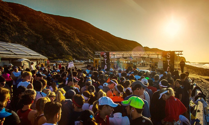 Malibu Marathon: $99 for Entry to the Malibu Half Marathon from Malibu Marathon ($127.59 Value)