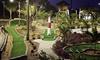 Up to 44% Off Mini Golf at Tropical Breeze Fun Park