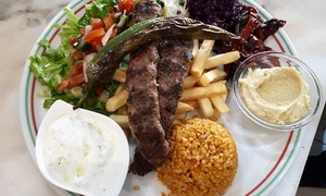 Istanbul Kebab: Plats turcs et desserts pour 2 personnes, dès 19,90 € au restaurant Istanbul Kebab