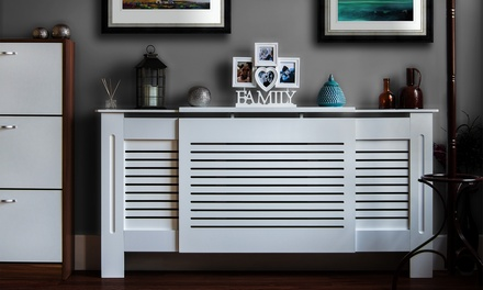 Radiator Cover in Choice of Design