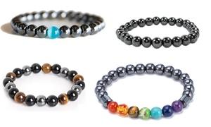 Bracelets en hématite