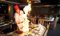 Teppanyaki Dining Experience for Two at Benihana, Piccadilly or Chelsea Location (50% Off)