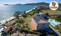 Florianópolis: até 7 noites para 2 pessoas no Hotel Porto Sol Beach.