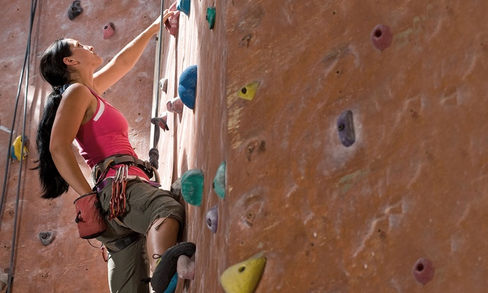 Milwaukee Turners - Kilbourn Town: Beginners' Rock Climbing Class with Gear and Optional 10-Visit or Two-Month Pass at Milwaukee Turners (50% Off)