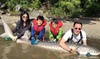 Up to 61% Off Fishing Trip with Lang's Fishing Adventures