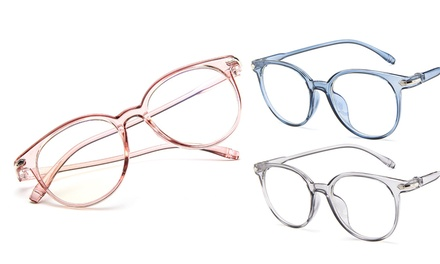 One, Two or Three Pairs of Blue Light Filter Glasses