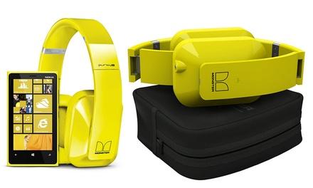 Cuffie Nokia Stereo Monster con microfono disponibili in 3 colori a 26,99 € (86% di sconto)