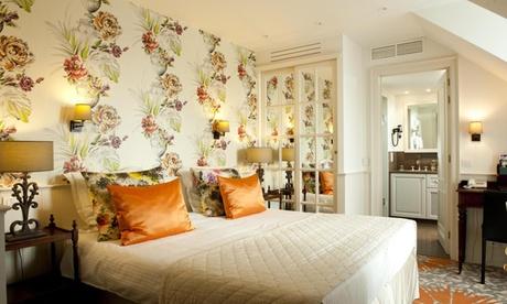 Brujas: habitación doble Standard o Executive con desayuno y acceso a spa en Hotel Prinsenhof