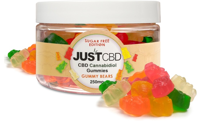 CBD Gummy Bears 250 MG