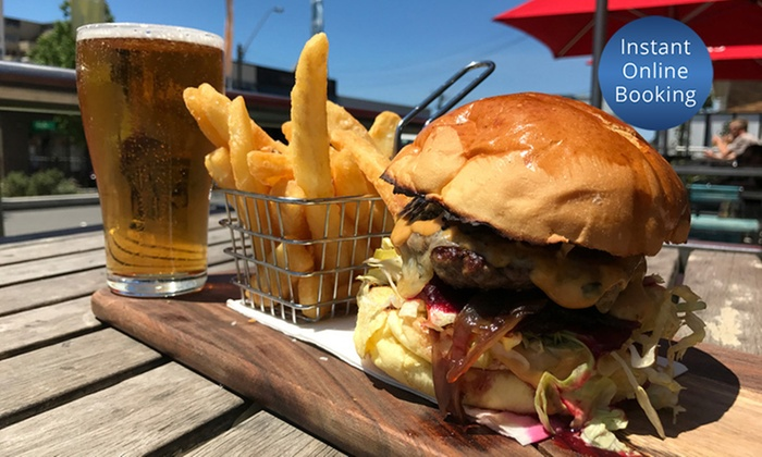 pub food australian drinks miranda modern hotel deals