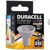 Projecteur LED Duracell GU10