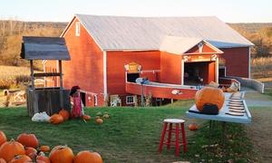 Up to 50% Off at Pick a Pumpkin Pumpkin Patch at Pick a Pumpkin Pumpkin Patch, plus 6.0% Cash Back from Ebates.