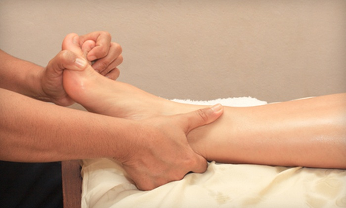 Healthy Massage - Elmsford: $36 for a Full-Body and Foot Massage at Healthy Massage ($72 Value)