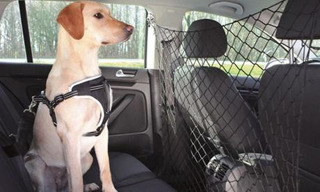 1 o 2 redes de seguridad universal para coches