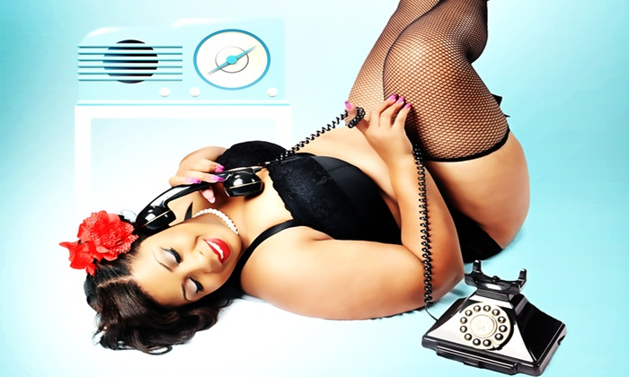 Simone Forgione Photography - North Bethesda: Two- or Three-Hour Pin-Up or Boudoir Photo Session with Prints from Simone Forgione Photography (66% Off)