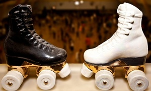 Skateworld: Roller-Skating Package with Skate Rentals and Sodas for Two or Four (Up to 49% Off)