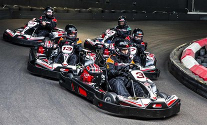 30-Minute Go-Karting Session for Up to Four at Hull Karting (Up to 42% Off)