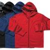 Zorrel Men's Athletic Polyfleece Zip-Up Hoodie