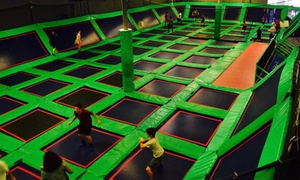 Rebounderz of Jacksonville – Up to 31% Off All Access Passes  at Rebounderz of Jacksonville, plus 6.0% Cash Back from Ebates.