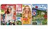 Jahres-Abo einer TV-Zeitschrift