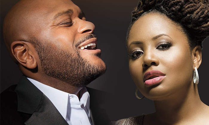 Lalah Hathaway and Ruben Studdard - State Theatre: Lalah Hathaway and Ruben Studdard at State Theatre on Friday, June 20, at 8 p.m. (Up to 67% Off)