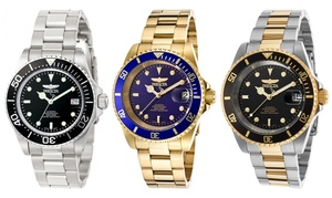 Invicta Pro Diver Men's Stainless Steel Automatic Watch