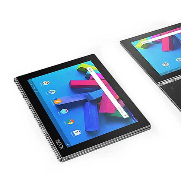 Lenovo Yoga Book 64gb 10 1 Tablet With Android Os And Halo Keyboard Groupon