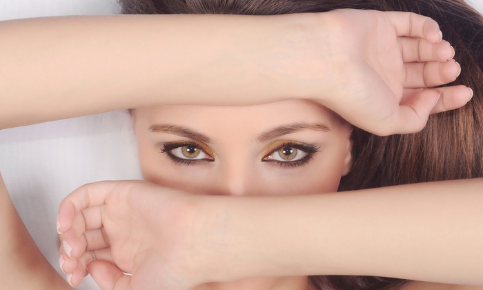 Aesthetics by Michele - Downtown Palm Springs: $169 for Permanent Makeup Application for Upper or Lower Eyelids at Aesthetics by Michele ($300 Value)