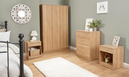 copenhagen bedroom set