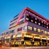 Rotterdam : chambre double Standard avec petit-déjeuner en option
