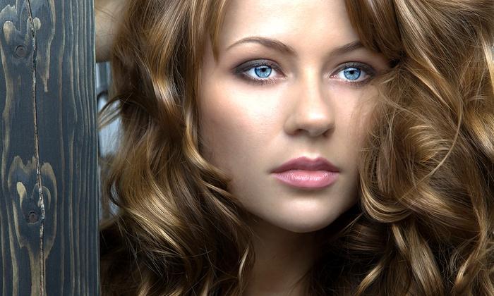Riah Hair & Nail Studio - Fairfield: Haircut and Conditioning with Optional Highlights or Single-Process Color at Riah Hair & Nail Studio (Up to 68% Off)