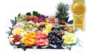 פרי היופי: סלסלות ומגשי הפירות האקזוטיים של פרי היופי: רק 99 ₪ לגרופון בשווי 200 ₪ למימוש על הקטלוג, תקף גם בחנוכה !