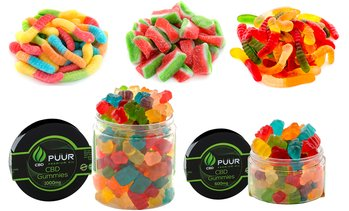 CBD Gummies from Puur CBD