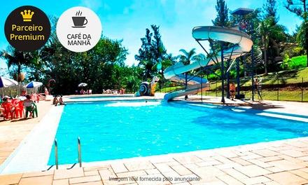 Serra Negra/SP: 2, 3 ou 4 noites para 2 ou 4 + café da manhã ou pensão completa na Pousada Estância Turística Rafaela