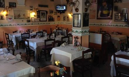 ⏰ Menu pizza e cozze a Sorrento a 16,90€euro