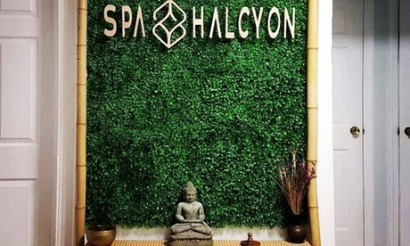 $125 for Signature Couples Massage with Aromatherapy and Reflexology at Spa Halcyon ($200 Value)