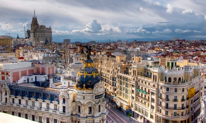 Spain Vacation With Airfare From Great Value Vacations In Madrid - Spain vacation