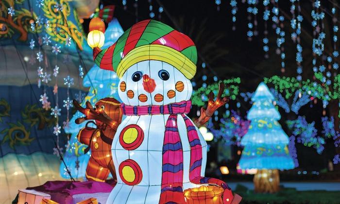 Global Winter Wonderland - Sacramento, CA | Groupon
