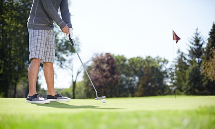 Nine- or 18-Hole Golf Packages for Two or Four at East Greenwich Golf Club (Up to 49% Off)