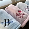 Up to 51% Off Personalized Baby Blanket from Qualtry