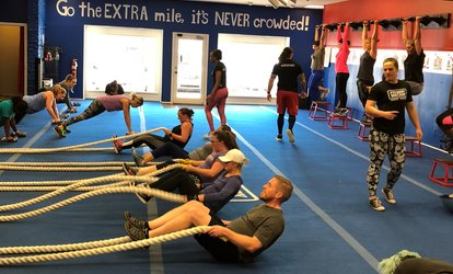 Up to 65% Off Boot Camp at Goldsboro Fit Body Boot Camp